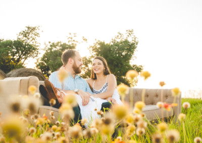 Austin + Gracie Engagements