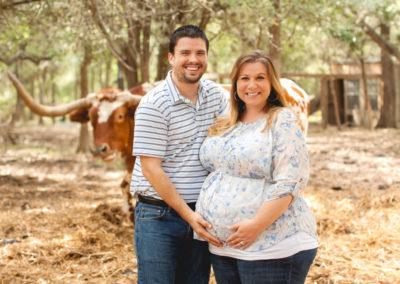 Danielle + Brian Maternity