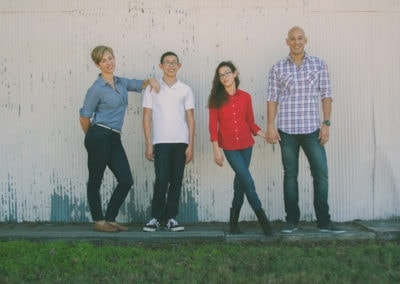De Los Santos Family