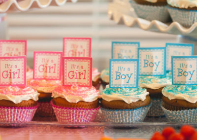 Giovanoni's Gender Reveal Party