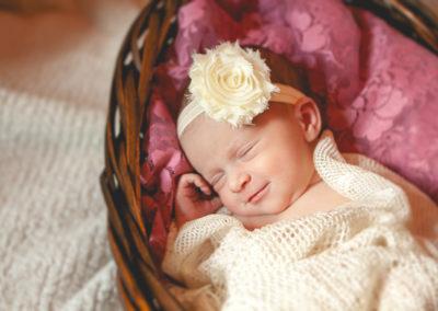 Annabelle Liane Newborn