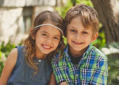 Josiah and Jocelyn Easter