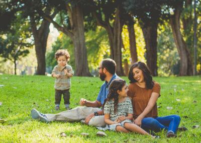 Ashlie & Family