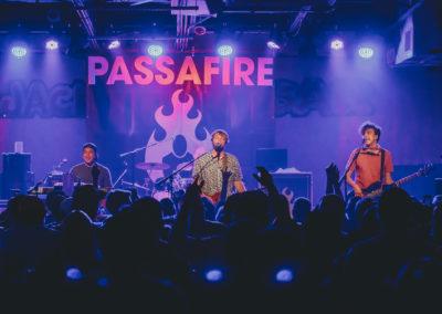 Passafire Longshot Tour